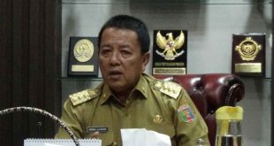 Rhino Sumatera Beri Isyarat Gubernur Lampung