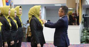 Riana Sari Arinal Dikukuhkan sebagai Ketua Perwosi Lampung 2019-2023