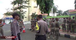 Penyaluran BPNT Tak Sesuai Regulasi, Puluhan Massa Geruduk Kantor Gubernur