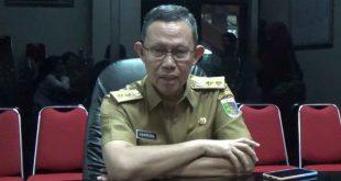 Sekda Lampung Minta BPBD Susun Program Antisipasi dan Petakan Daerah Rawan Bencana