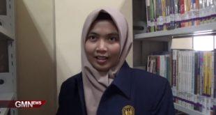 Perpustakaan Kota Bandar Lampung Sepi Pengunjung