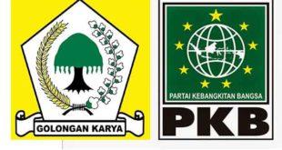 Golkar dan PKB Way Kanan Belum Tentukan Pasangan Calon Diusung dalam Pemilukada 2020