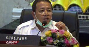 Gubernur Lampung Ambil Alih Ketua Gugus Tugas Covid-19