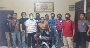Tekab 308 Polres Lampung Utara Ringkus Pelaku Curanmor