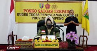 Perkembangan Covid-19 Provinsi Lampung, Jumat (5/6/2020)