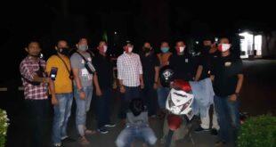 Tekab 308 Sat Reskrim Polres Lampung Utara Kembali Ringkus Pelaku Curas Jambret