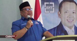 DPC Partai Demokrat Lampung Timur Menggelar Visi-Misi Calon Bupati & Wakil Bupati