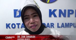 Dikunjungi dr. Zam, KNPI Support Visi Misinya