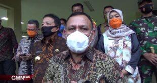 Ketua KPK RI Dan Polda Lampung Gelar Pertemuan Tertutup