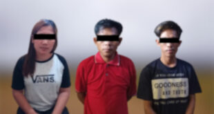 Modus Umpan PSK Untuk Bercinta, 3 Pelaku Pemerasan Dibekuk