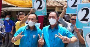 Mengulang Pemilukada 2015, Adipati PD Dapat Momor Urut 2