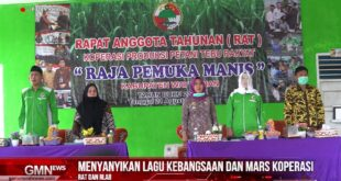 RAT&RALB Tahun Buku 2019 Harmonis Siaga Putra Terpilih Kembali Menjabat ketua KPTR RPM 2020/2025