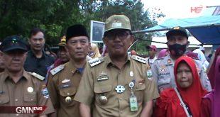Bupati  Sambangi Warga Dusun Proliman Pekon Pagar Bukit