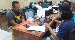 Satres Narkoba Polres Lampung Utara Amankan Dua Orang Terduga Pelaku Penyalahguna Narkoba