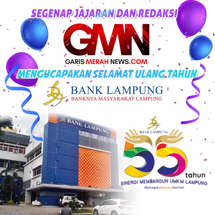 Ulang Tahun Ke 55 Bank Lampung