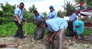 HNSI Kota Bandar Lampung Gelar Aksi Bersih – Bersih Pantai