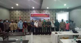 Polres Melawi Gelar FGD Dengan Perusahan Perkebunan Kelapa Sawit