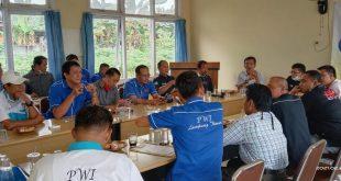 PWI Lamtim Siap Konferrensi Kabupaten ke VI, 4 Maret Mendatang