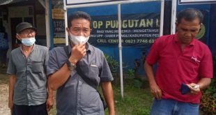 Dugaan Pemalsuan Tandatangan, Peratin Pekon Padang Rindu Dilaporkan ke Inspektorat