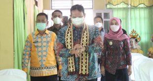 Wakil bupati Lampung Timur, Azwar Hadi Hadiri Pelantikan DPC Asosiasi Kontraktor Nasional (ASKONAS) LAMTIM 2021-2026