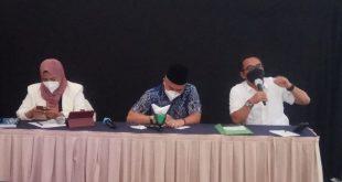 Bantu Penyelesaian Masalah Fokel, Komisi I DPRD Provinsi Lampung Gelar Dialog Bersama PT Pelindo II