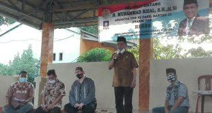Untuk Serap Aspirasi Masyarakat Anggota Dewan Muhammad Rizal Melaksanakan Reses di Dapil Banten III