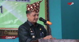 Pemerintah Kabupaten Pesibar Gelar Serah Terima Pj Bupati Pesisir Barat