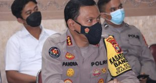 Data Operasi Ketupat Krakatau 2021 Polda Lampung