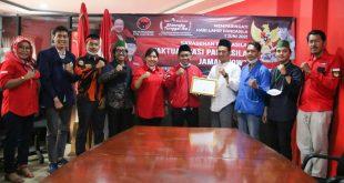 PDI Perjuangan Kota Tangerang Launching LBH dalam Sarasehan Pancasila