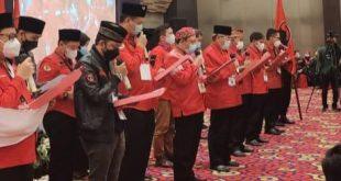 Piego Wiliyasa Nahkodai DPD Banteng Muda Indonesia Provinsi Lampung