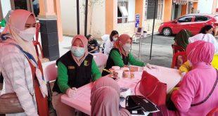 Polda Lampung Gelar Suntik Vaksin Covid-19