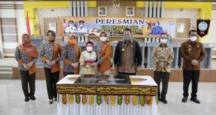Gubernur Arinal Resmikan Sekolah Negeri SLB PKK Provinsi Lampung
