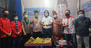 HUT KNPI ke 48 Th Ketua DPD KNPI Bandar Lampung Berharap Pemuda Harus Bisa Mengolah Pola Pikir Untuk Hal-hal Kebaikan