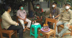 Koramil 12 Rajeg Lakukan Serbuan Vaksin di SMP Islam Ayatra